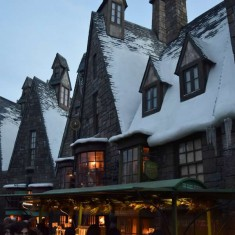Harry Potter's Hogsmeade At Islands Of Adventure