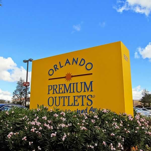 Enjoy Shopping Bargains At Orlando's Premium Outlets