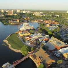 Disney Springs Orlando is a great place for the family