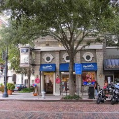 Winter Park is a charming suburb of Orlando.