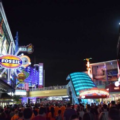 Orlando's Universal City Walk has Shopping, Food, Entertainment