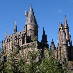 Harry Potter and the Forbidden Journey in Orlando